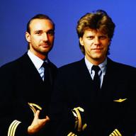 Tim and John, 1987