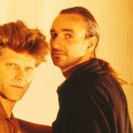 John and Tim, 1986