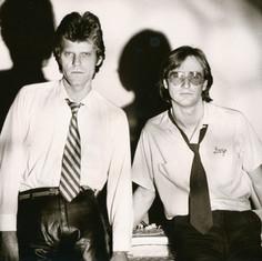 John and Tim, 1980