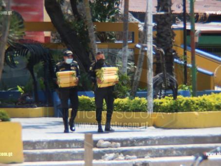 Culminan procesos de allanamiento en las municipalidades