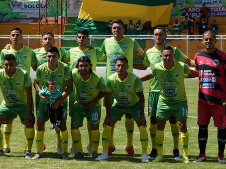 Debut, Bienvenida, Autogol y Goleada, así fue el inicio de Sololá en Liga Mayor