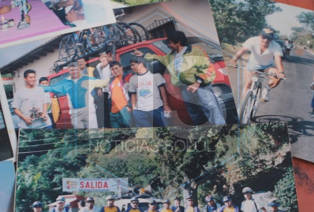 Don Manuel Urizar guarda grandes recuerdos de los eventos en los que ha participado