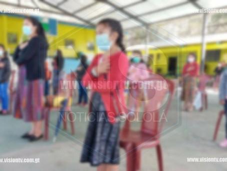 Suspenden clases presenciales en Santa Lucía Utatlán