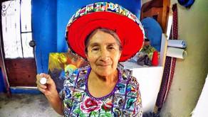Muere Concepción Ramírez - El rostro de la ficha de 25 Centavos