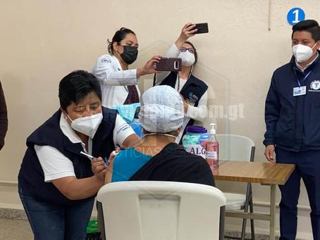 Inicia la jornada de vacunación contra el Coronavirus