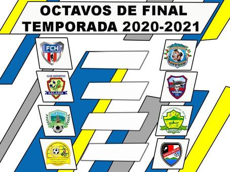 San Pedro y San Juan, clasificados a octavos de final