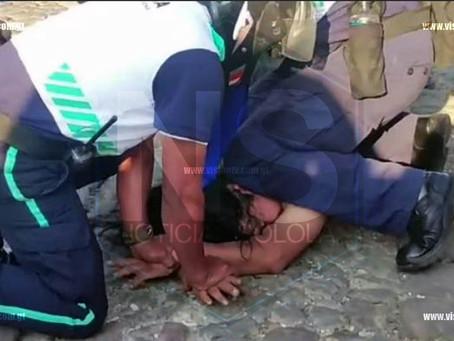 Abuso de Policía municipal de La Antigua causa la muerte de un hombre
