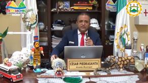 Alcalde de Panajachel anuncio nuevas medidas que se implementaran en el municipio