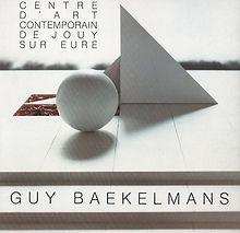 Guy Baekelmans, Jouy-sur-Eure, 1987