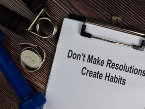 Habit Change is Having a Moment