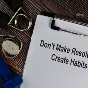 Habit Change is Having a Moment