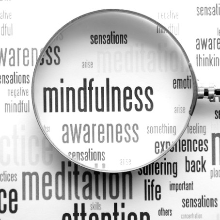 Mindfulness Isn't About Stress Reduction