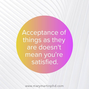 On Acceptance