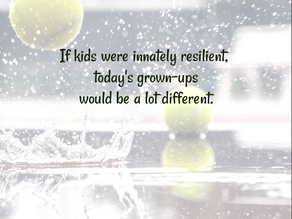 MYTH: All Kids Are Innately Resilient