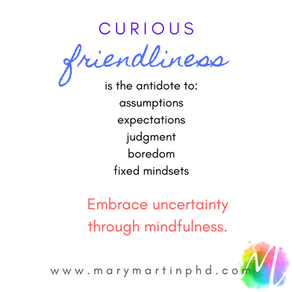 On the Benefits of Curious Friendliness
