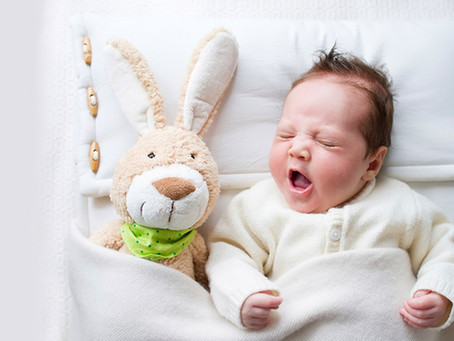 Почему ребенок плохо спит?