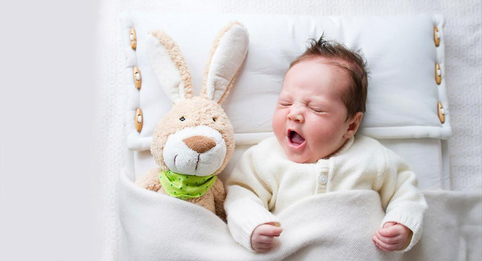 Ребенок плохо спит?