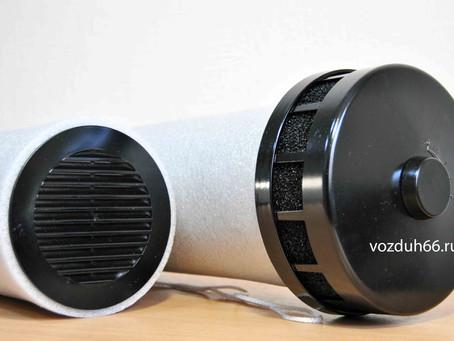Приточный вентиляционный клапан в стену КИВ-125 технические характеристик, преимущества и недостатки