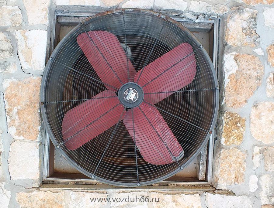 Системы вентиляции жилых домов