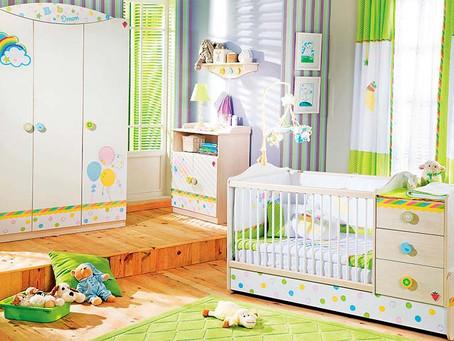 Советы по обустройству детской для новорожденного