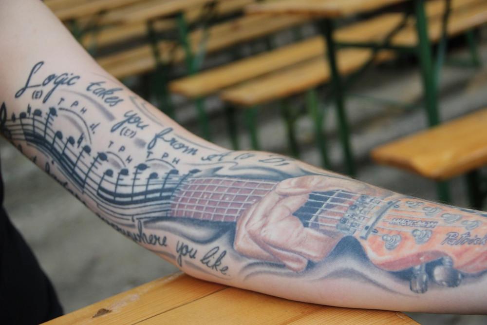 Tattoo Patrick Geisler