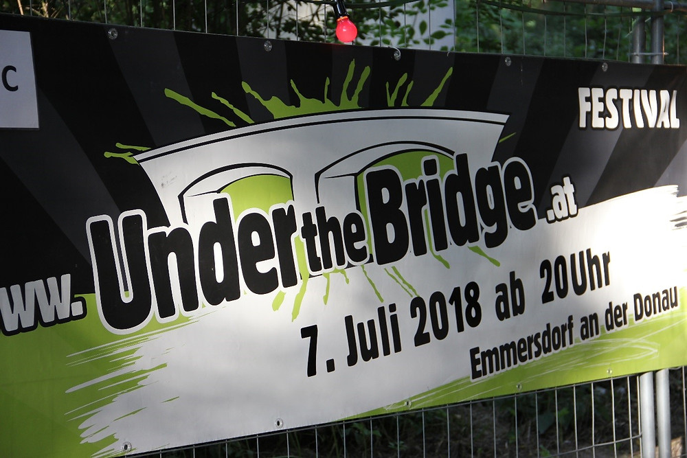 Under The Bridge Festival 2018