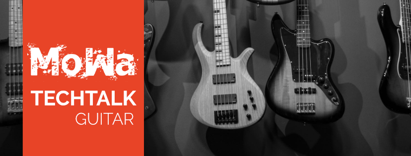 MoWa Rockt - Techtalk Guitar