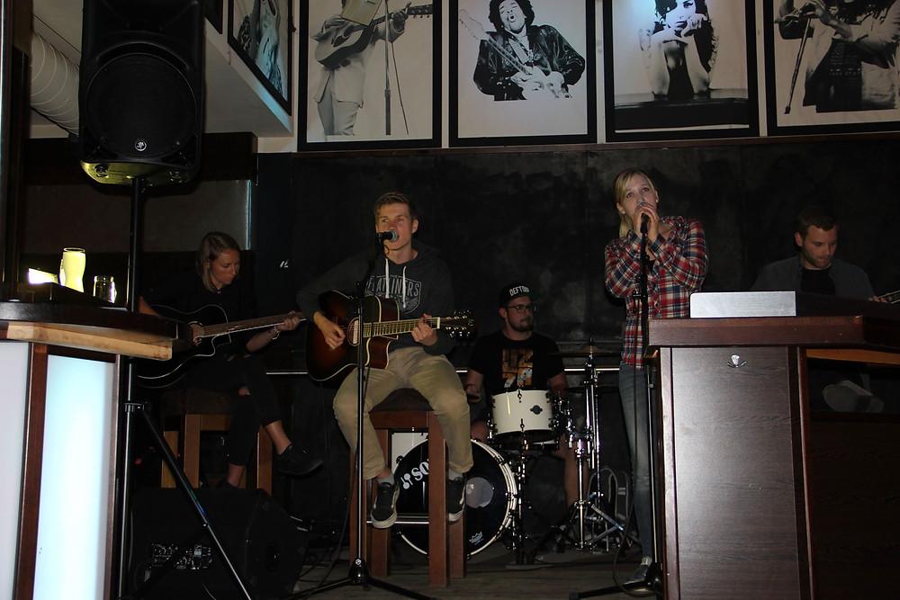 Bang goes the Innocence Live bei Jamstetten #5