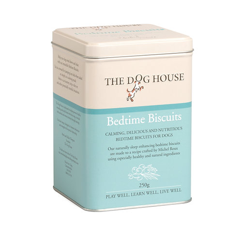 The Dog House Bedtime Biscuit Tin