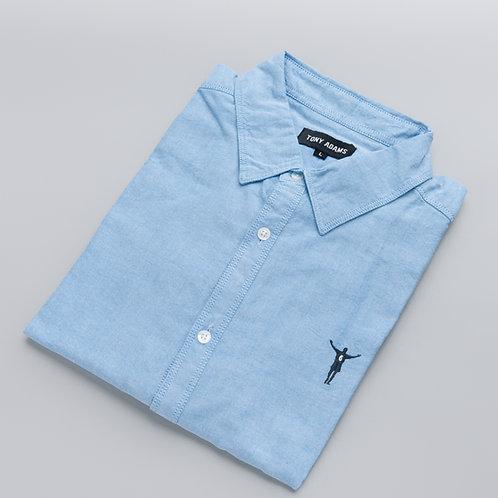 Tony Adams Oxford Shirt - Powder Blue