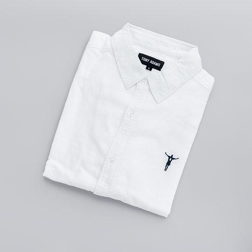 Tony Adams Oxford Shirt - White