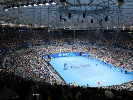 ATP Tour partners with Sporting Chance
