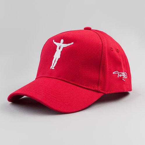 Tony Adams Cap - Red