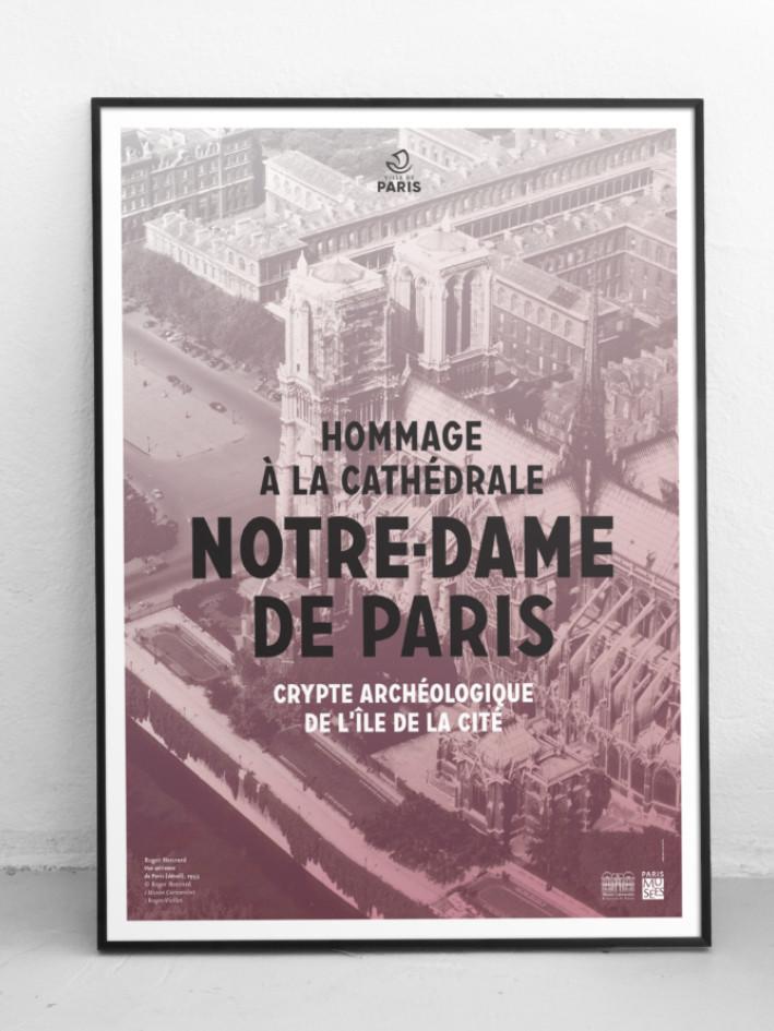Paris Musées, La Crypte archéologique de l'île de la Cité