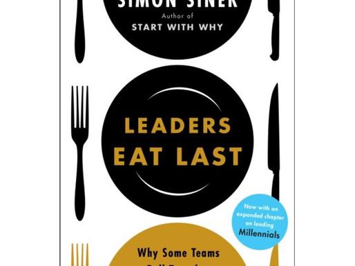 Meathead Book Reviews 1: Leaders Eat Last