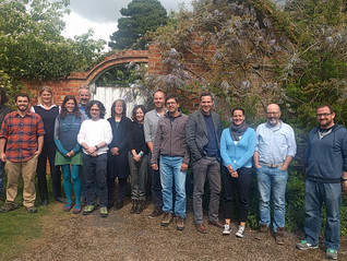 Second IUCN SSC HWCTF Meeting Discusses Outputs of the Group