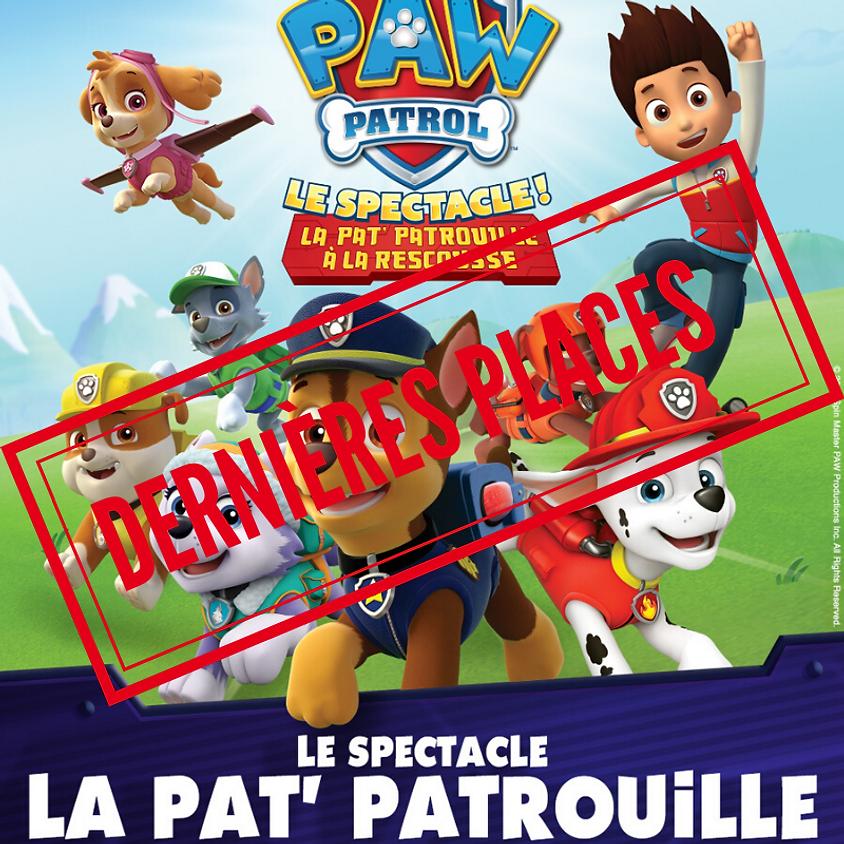 PAT' PATROUILLE - Le Spectacle