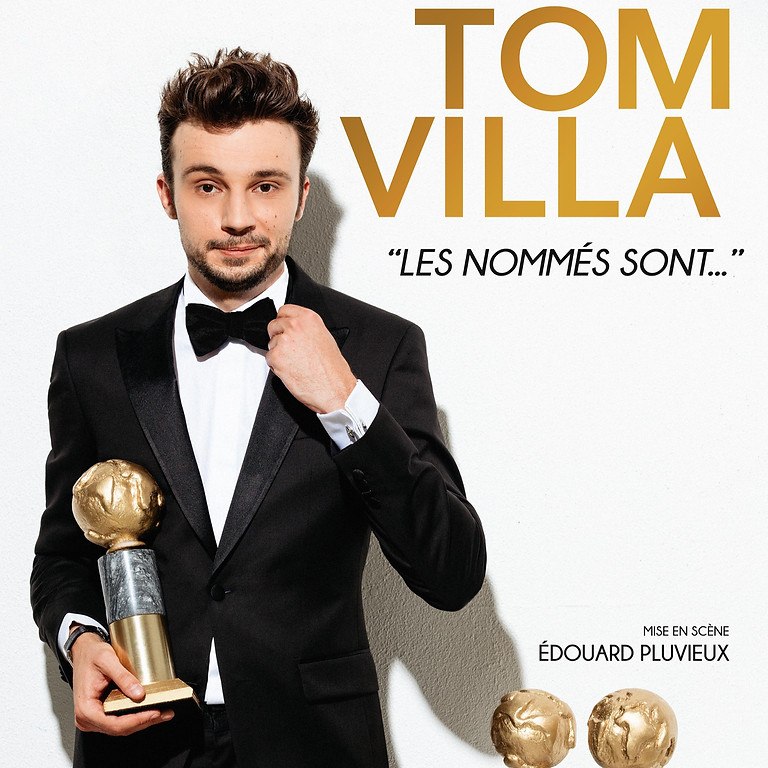 TOM VILLA  [reporté]