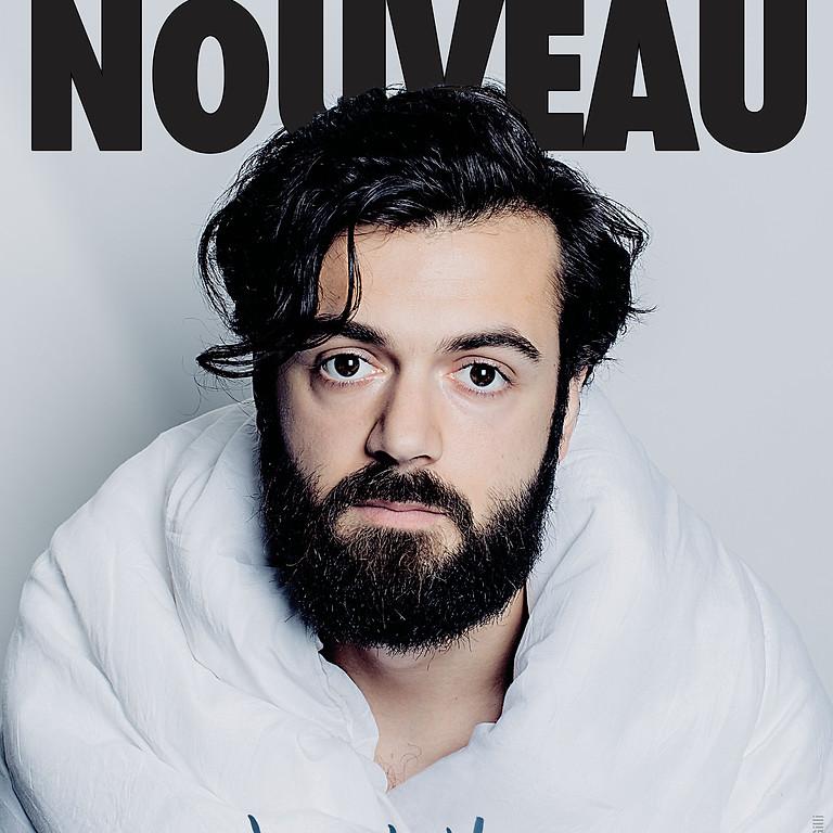 CHARLES NOUVEAU  [reporté]
