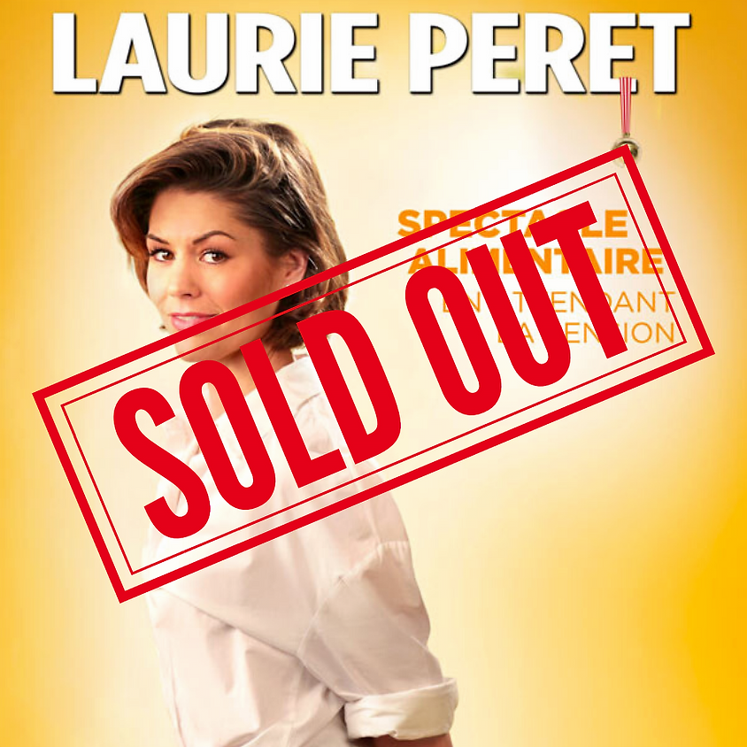 LAURIE PERET  [complet]