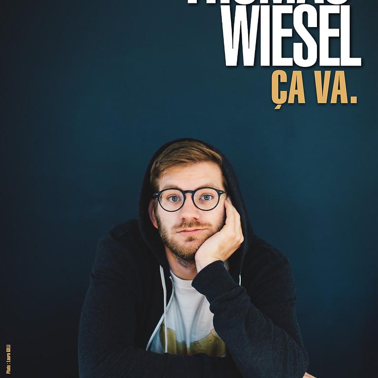 THOMAS WIESEL  [reporté]