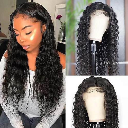 1b Water Wave Middle Brown Lace