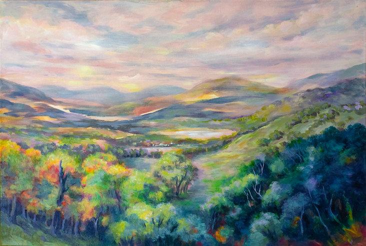 North Adams Spring Color - $1200