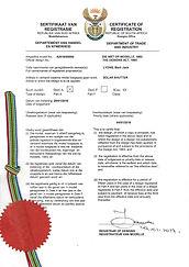 Solar Shutters Design Patent Cert.jpg