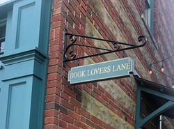 Hand Carved Sign with Gold Leaf Lettering