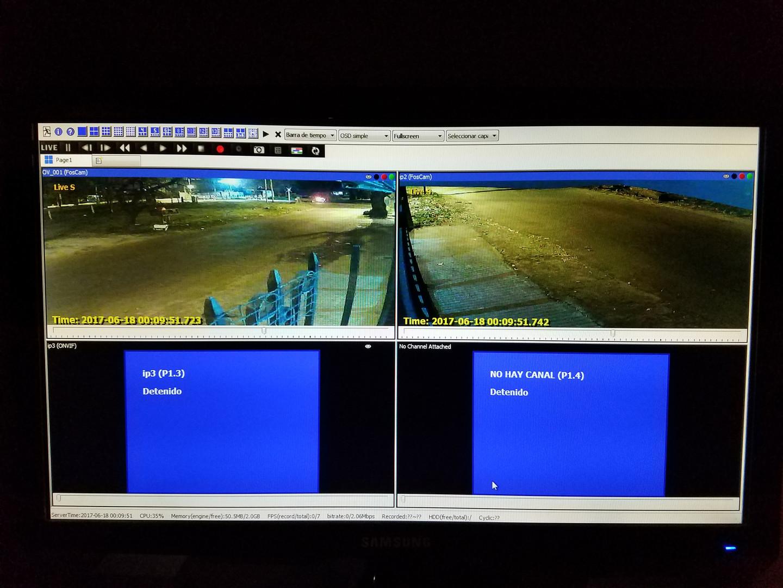 Software cms Genius Vision NVR