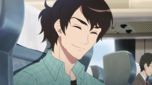 Christopher voices Jotaro Aragaki in new anime Gymnastics Samurai