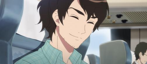 Christopher voices Jotaro Aragaki in new anime Gymnastics Samurai
