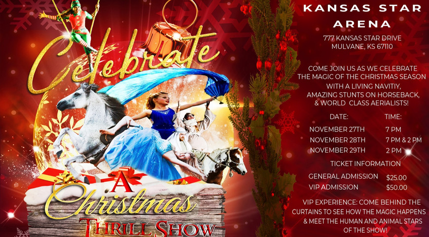 The Christmas Thrill Show