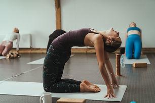 Yoga with Kiri at Fair Oak Retreats